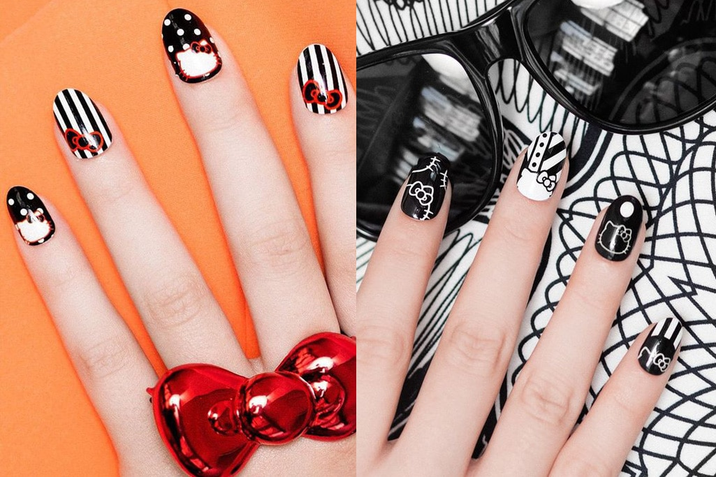 20 Puuuurfect Cat Manicures Cat Nail Art Designs For Lovers Page 2