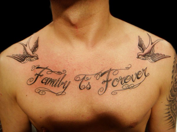 20 most charming and attractive family tattoo ideas. Black Bedroom Furniture Sets. Home Design Ideas