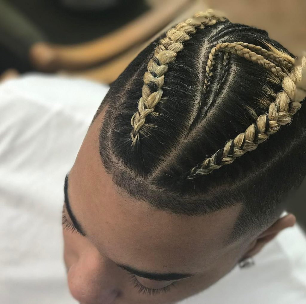 25 Most Interesting Men Braids Hairstyles Ideas For Men's ...
