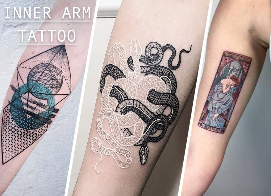 top 16 inner arm tattoo designs style designs. Black Bedroom Furniture Sets. Home Design Ideas