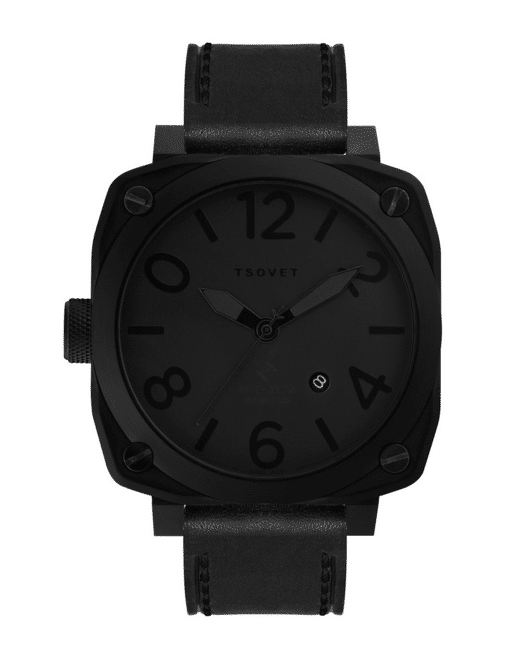 TSOVET SVT-AT76-12 Black Watches Which Would Make You Drop Your Jaw-11