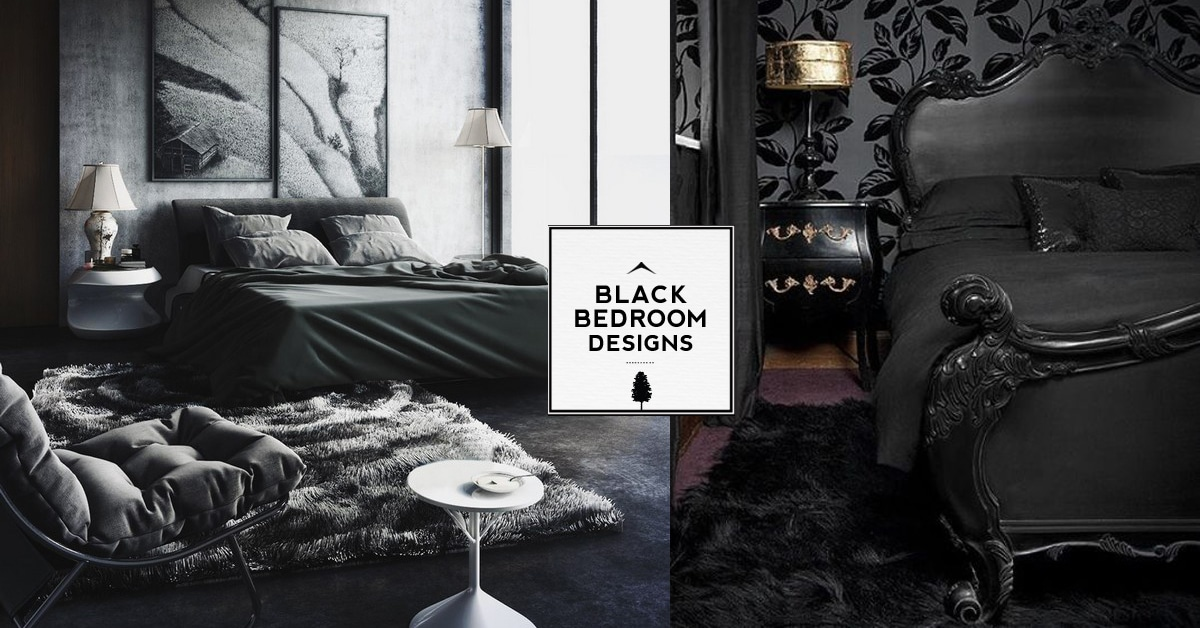10 Black Bedroom Ideas, Inspiration For Master Bedroom Designs