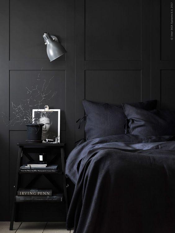 10 Black Bedroom Ideas, Inspiration For Master Bedroom Designs