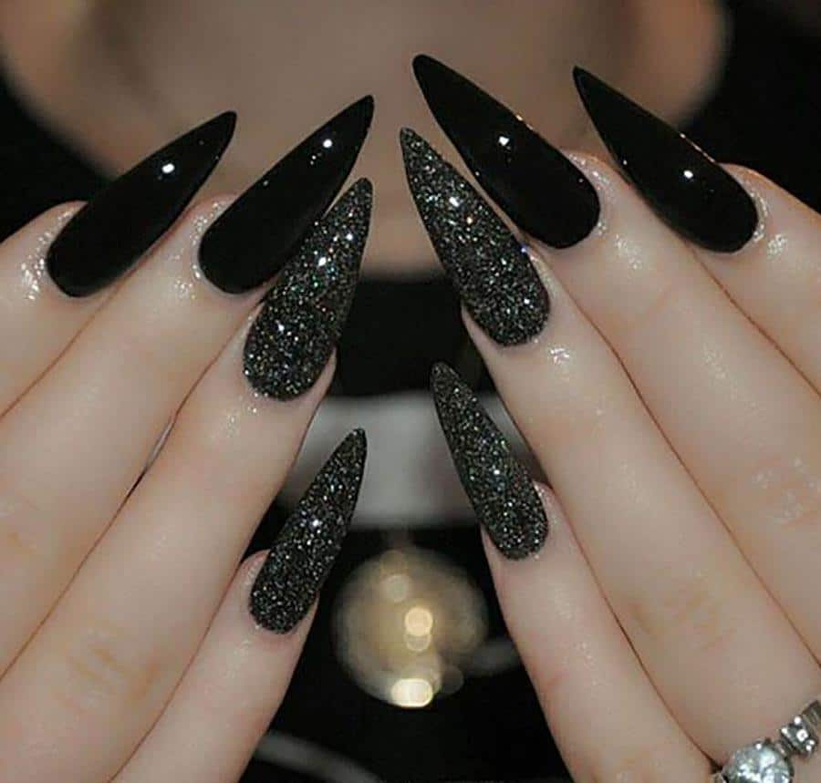 Long Stiletto Nails | Best Nail Designs 2018