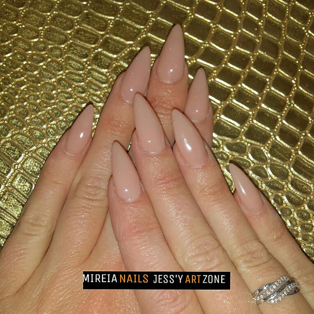 20 Worth Trying Long Stiletto Nails Designs - Style & Designs