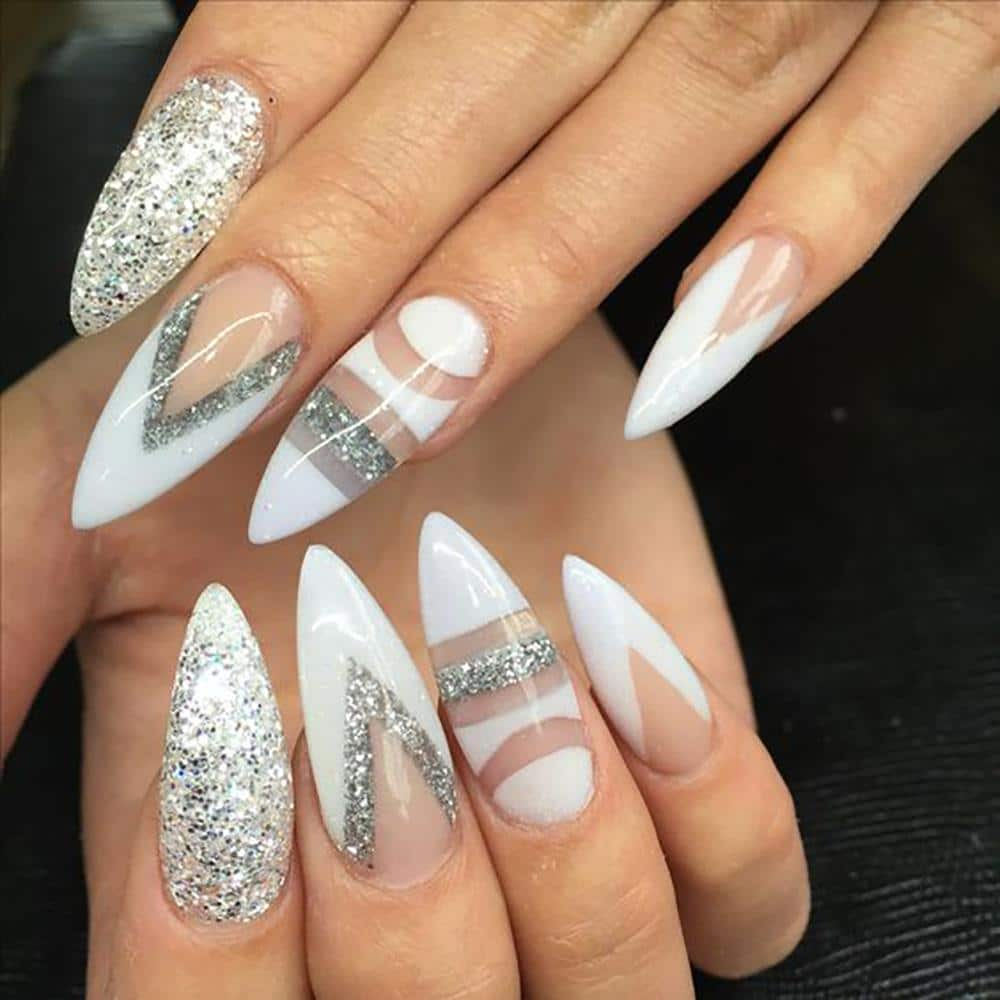 Stiletto Nail Salons Los Angeles: 20 Worth Trying Long Stiletto Nails Designs