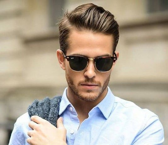 40 Hairstyles For Thick Hair Men S Stylendesigns