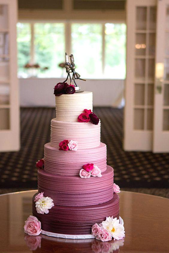 Wedding Cakes trend