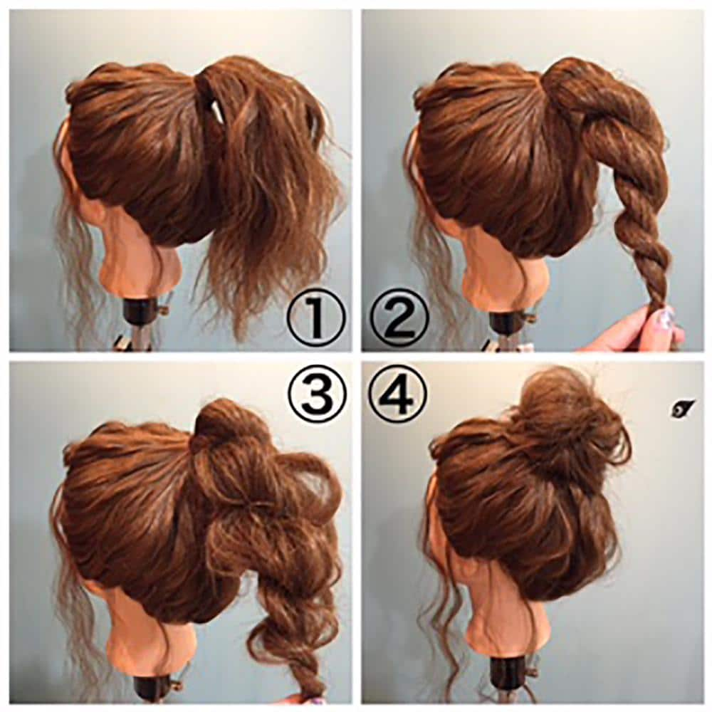 easy style hair easy hairstyles for to look stylish in no time 5063