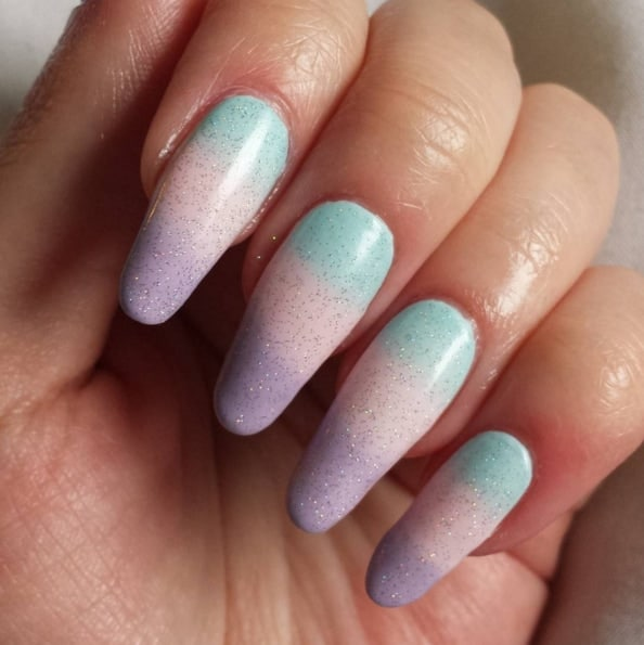 cotton candy nail polish