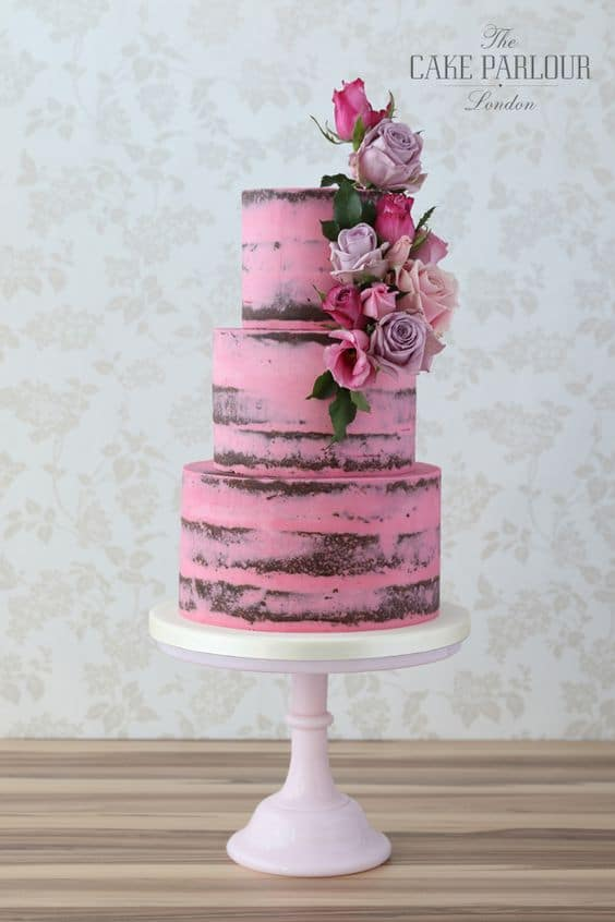 What Makes A Wedding Cake Different From Regular Cake