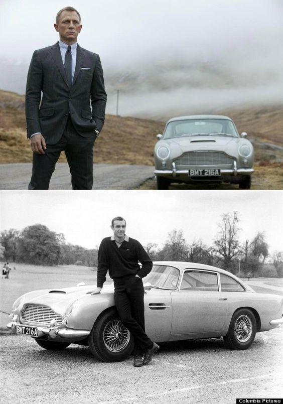 bond cars bond movies