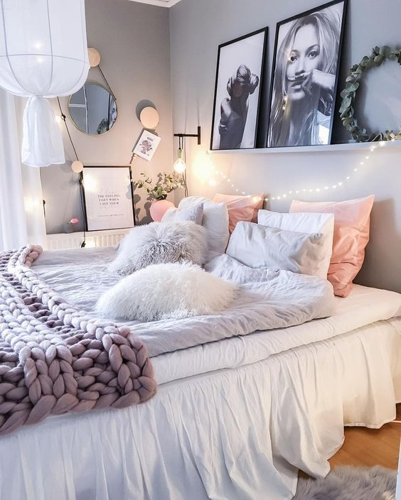 Teen Girls Bedroom Ideas Pictures Part - 44: Teenager Girl Bedroom