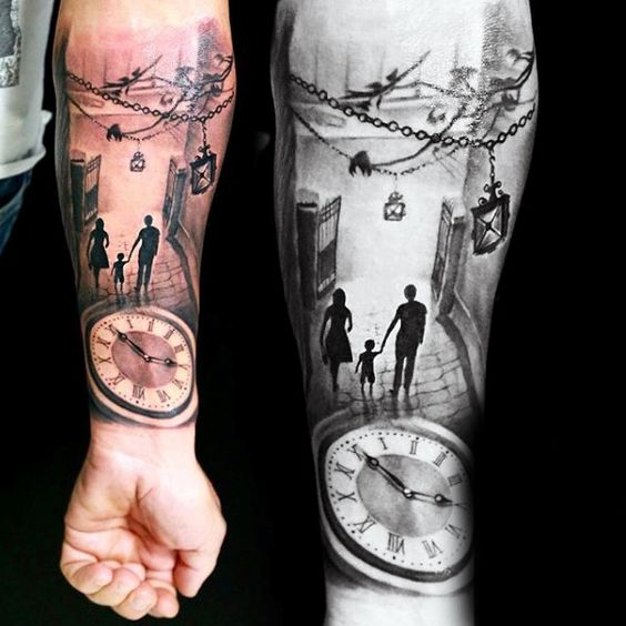 Image Result For Dad Tattoos
