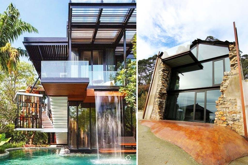 Exterior Designs Archives - Style & Designs