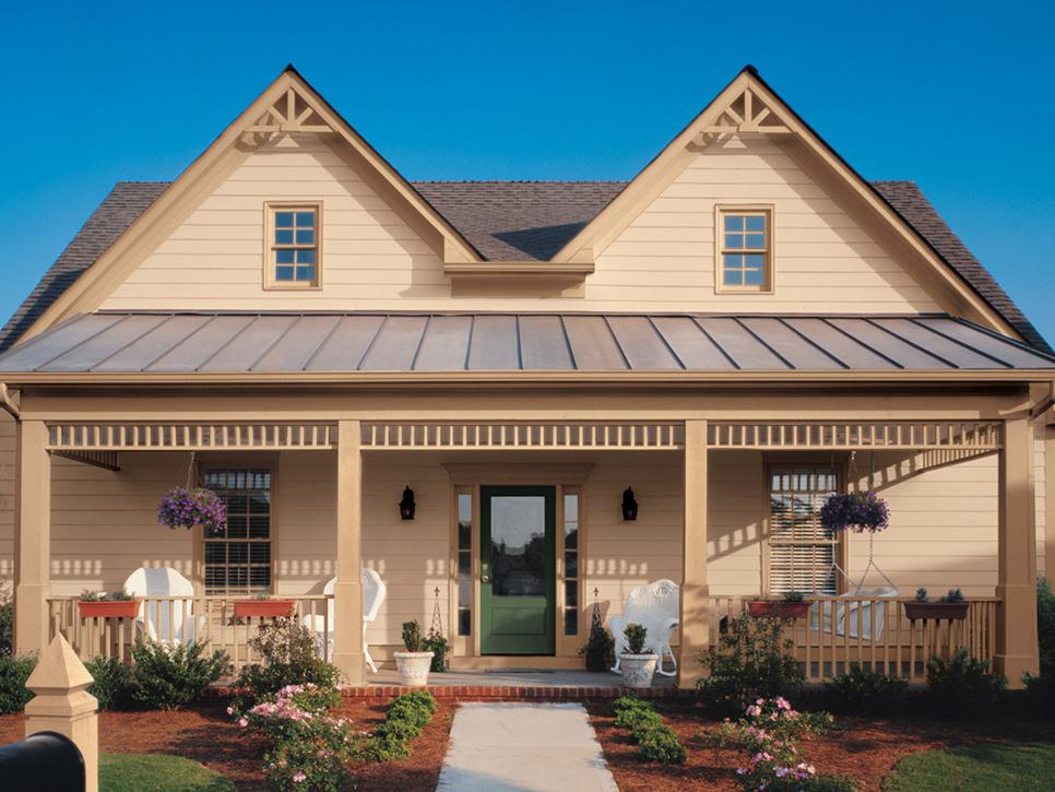 Modern Exterior Paint Colors For Houses Style Designs Page 4
