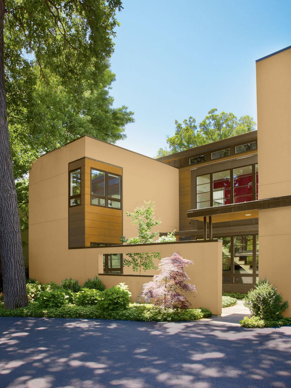 Modern Exterior Paint Colors For Houses Style Designs Page 25