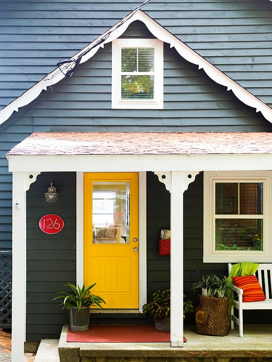 Modern Exterior Paint Colors For Houses Style Designs Page 5