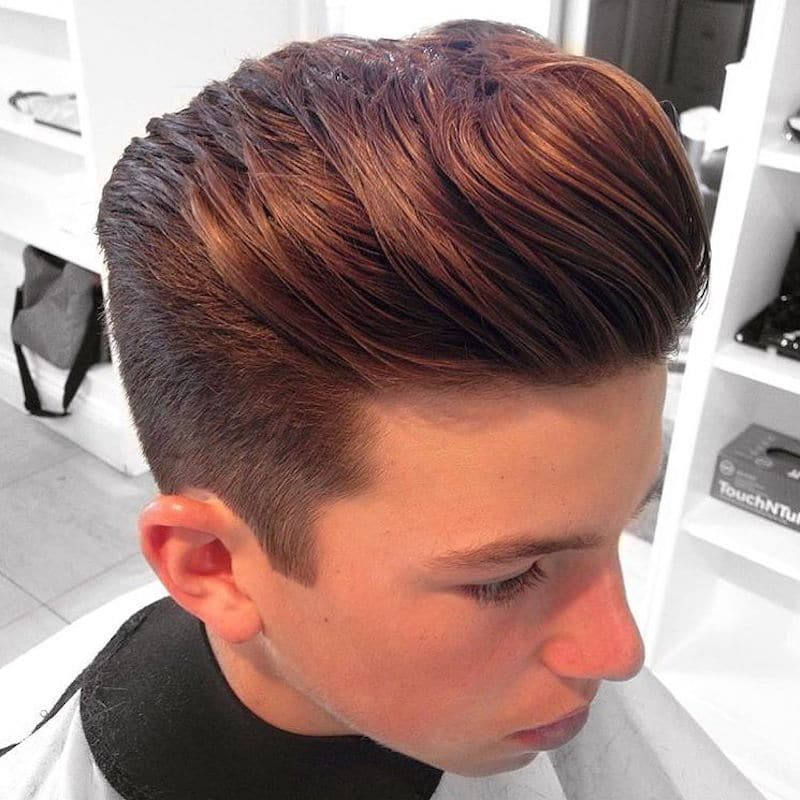 49 Cool New Hairstyles For Men 2017 - Style & Designs