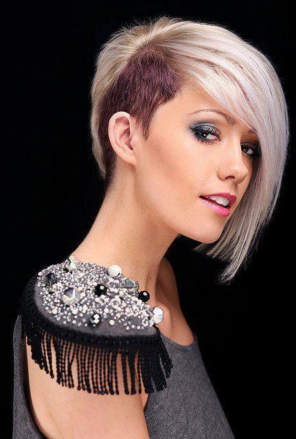 alternative girls hair ,