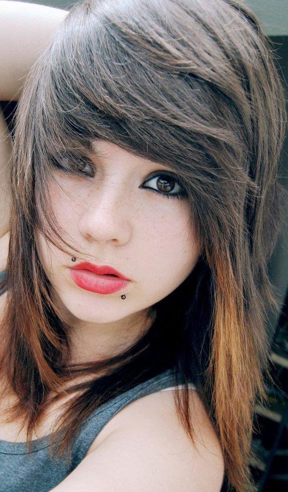 short alternative hair,