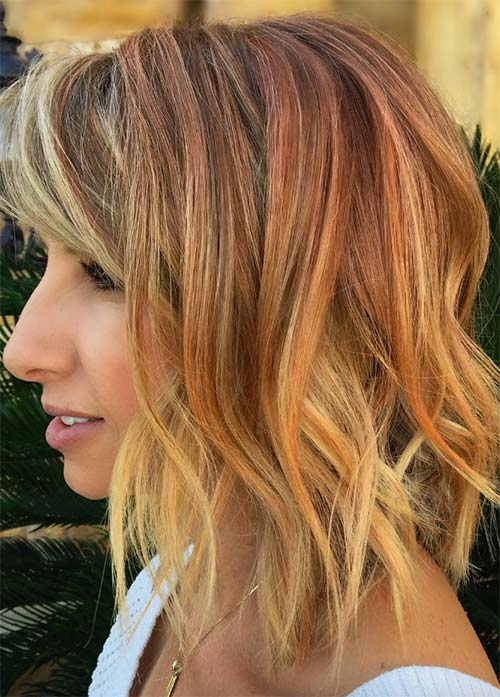 spice cut hair style 60 interesting bob hairstyles and haircuts with 5573