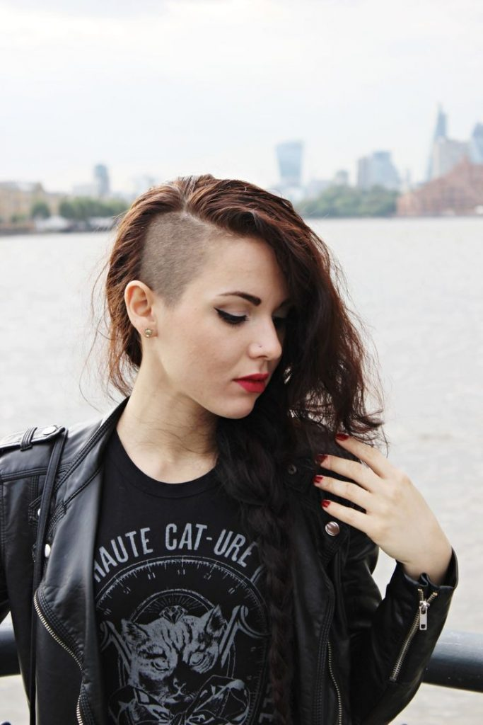 alternative hair color