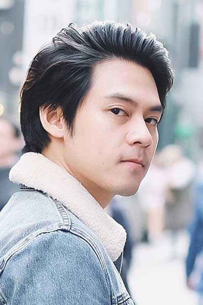 Asian Men Hairstyles