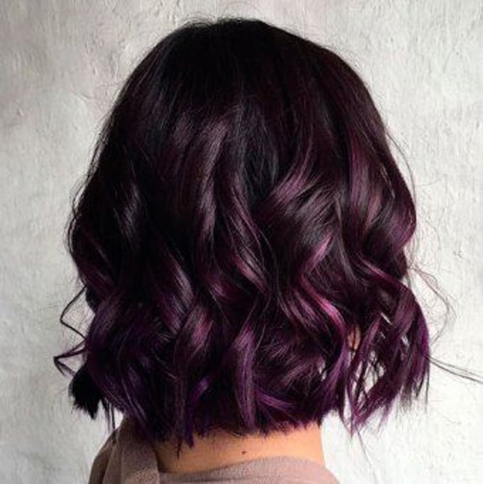 Blackberry Haircolor
