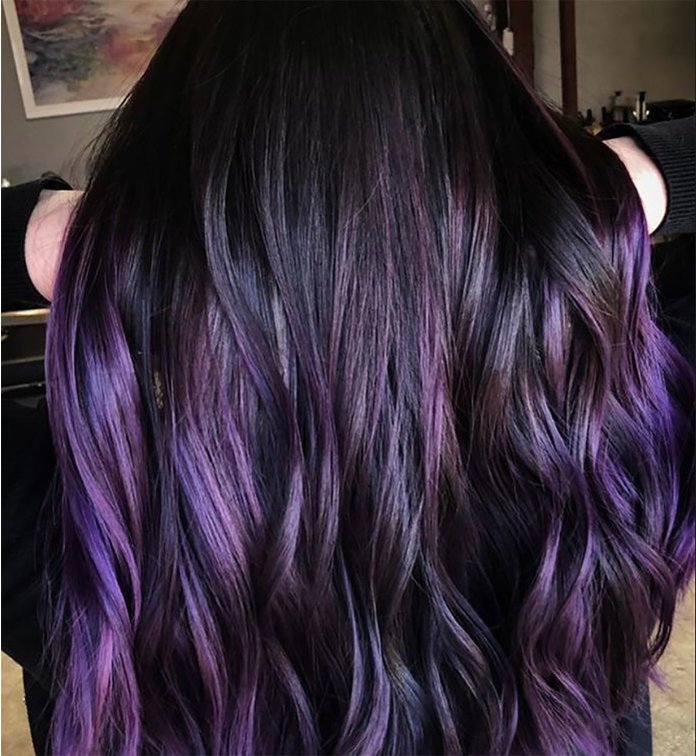 Blackberry Hair Color