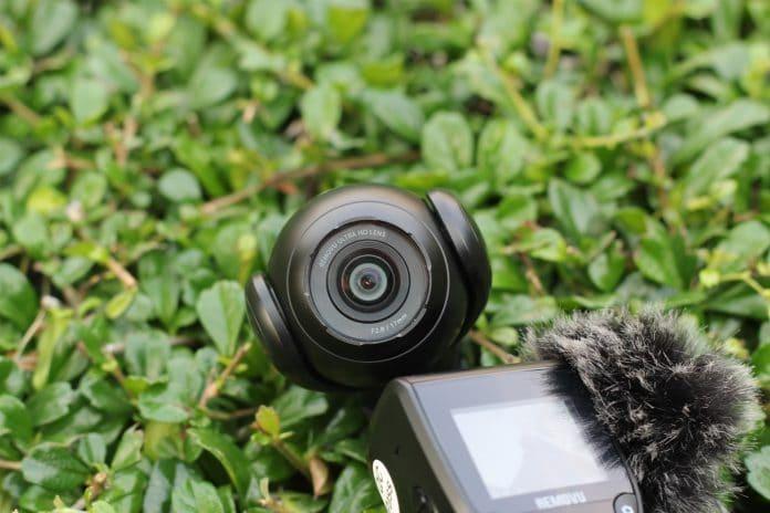 Remove K1 4k Camera