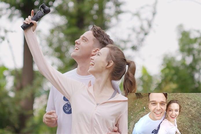 Remove K1 Selfie Mode