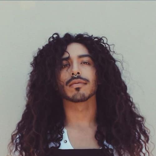 Popular Black Men Curly Hairstyles