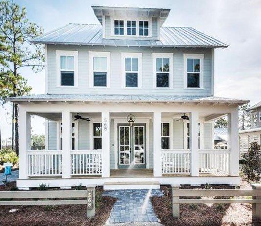 Exterior Home Color Ideas: Ideas For Exterior House Colors