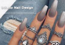Stiletto-nail