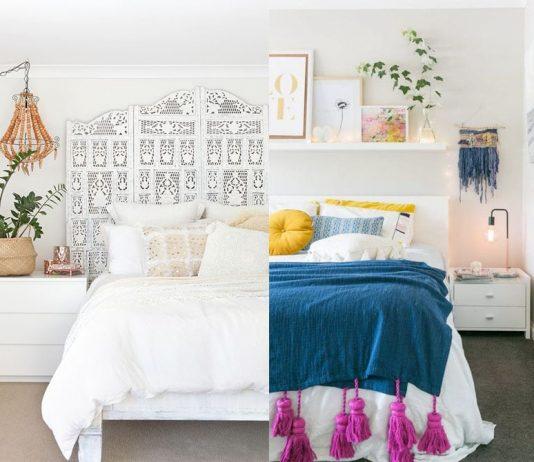 Easy way to upgrade bedroom