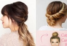 Hairstyle-for-women-who-have-got-no-time