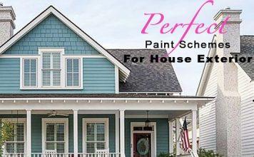 House Paint Scheme