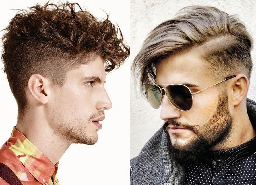 49 Cool New Hairstyles For Men 2019