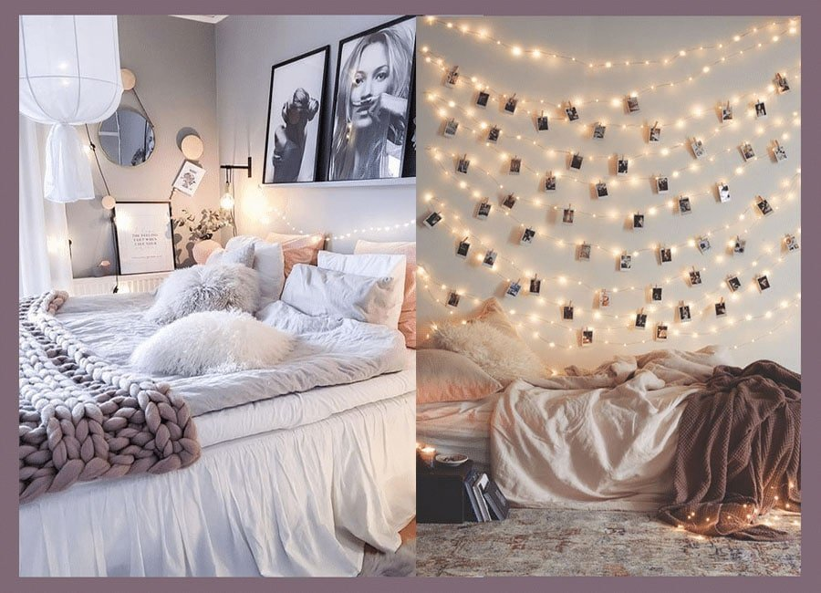 fascinating teenage girl bedrooms bunk bed | Some Fascinating Teenage Girl Bedroom Ideas - Stylendesigns