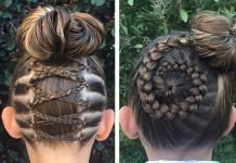 Braid hairstyles for girl