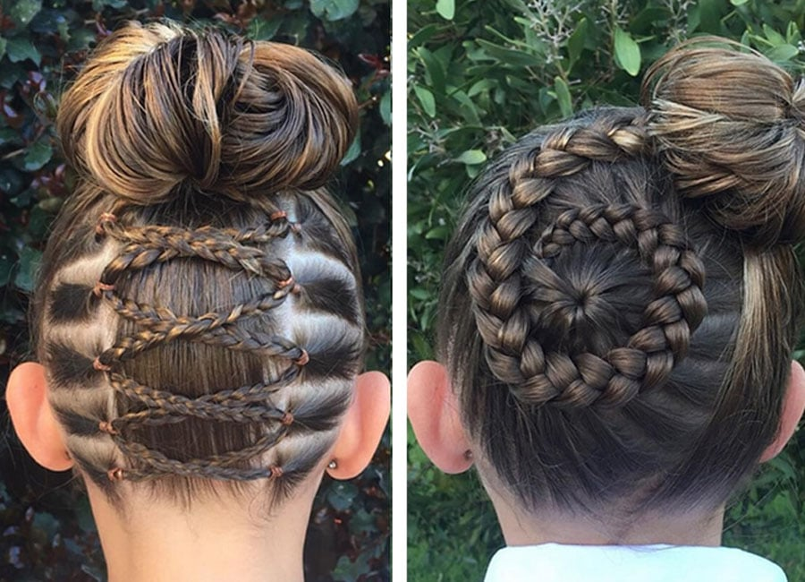 Easy And Cute Braided Hairstyles for Girls Every Morning Before School - Stylendesigns