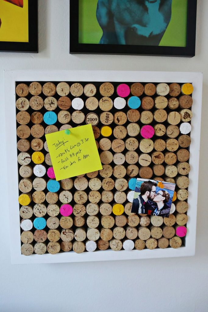 DIY Wine Cork Craft Projects
