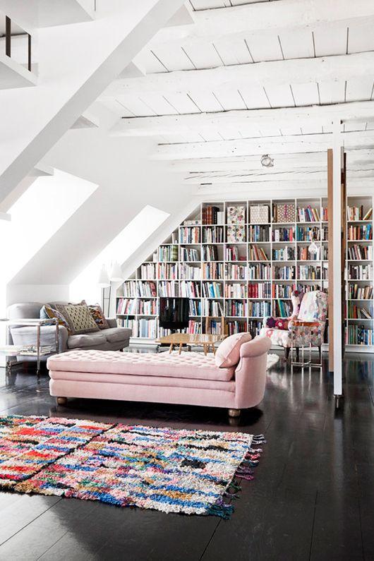10 Home Library Design Ideas