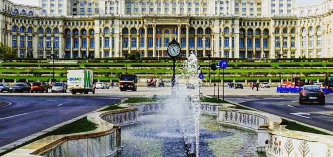 Touristic Hotspot Bucharest