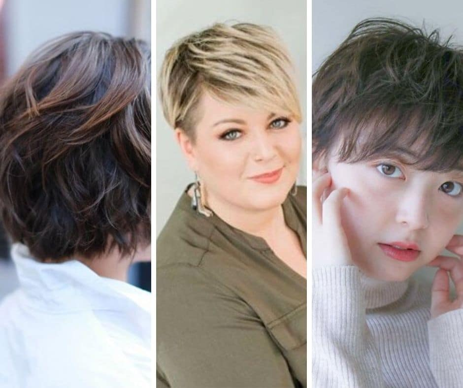 40 Cly Short Haircuts And Hairstyles
