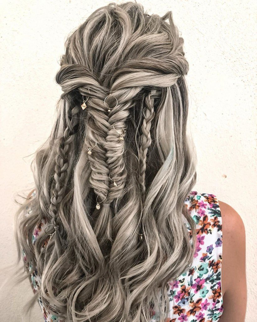 20 Ways to Style Gray and Thin Hair