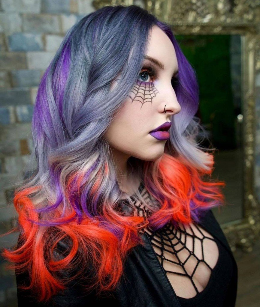 Beautiful Halloween Hairstyles for 2020