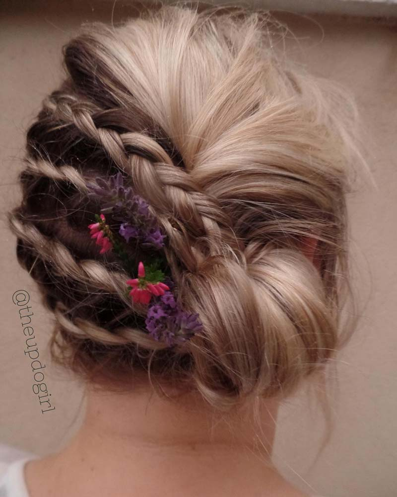 Recreating Accent Braid Hairstyles in 20 Exciting Ways At Home
