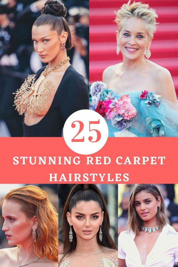 Red Carpet Hairstyles